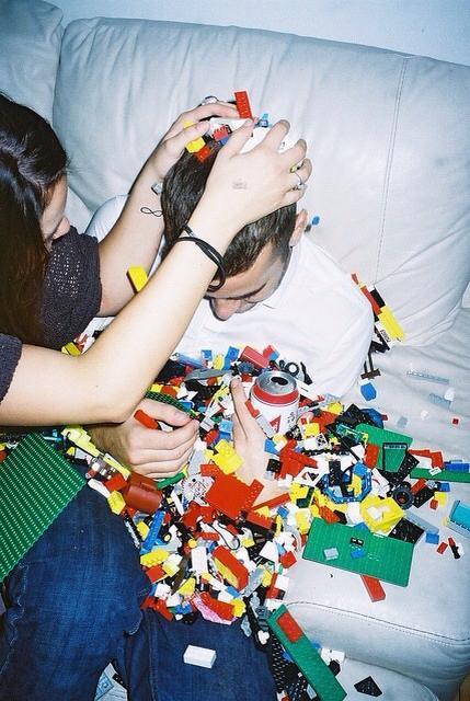 Lego'd