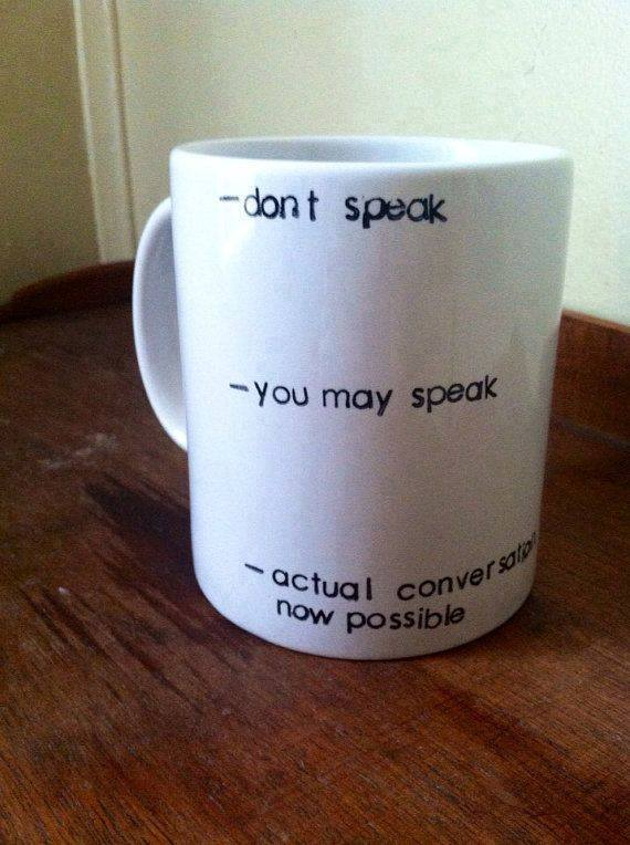 Conversational rules #letmesay