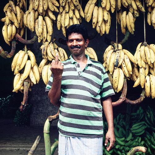 Fucks and Bananas #letmesay